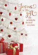 Christmas Boxed Cards: Jesus is the Gift (John 3:16 Kjv)