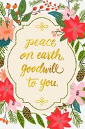 Christmas Premium Boxed Cards: Peace on Earth