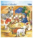 Advent Calendar: Childrens Manger Scene