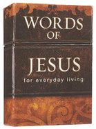 Box of Blessings: Words of Jesus For Everyday Living Stationery