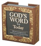 Box of Blessings: God's Word For Today, Black/White Box
