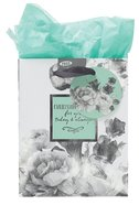 Gift Bag Small: Botanical Range, Cherished Wishes (Inc Tissue Paper & Gift Tag)