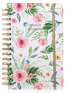 Prayer Journal: One Year Weekly Layout (Pink Floral) Spiral