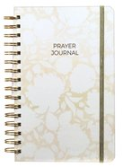 Prayer Journal: One Year Weekly Layout (Damask Flowers) Spiral