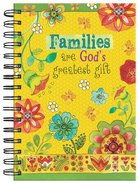Spiral Journal: Families Are God's Greatest Gift Spiral