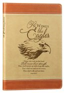 Leather Lux Journal: On Wings Like Eagles, Isaiah 40:31