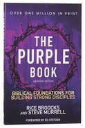 The Purple Book: Biblical Foundations For Building Strong Disciples Paperback
