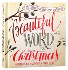 The Beautiful Word For Christmas Hardback