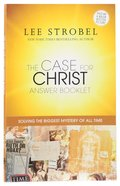 The Case For Christ Answer Booklet (Movie Tie-in)