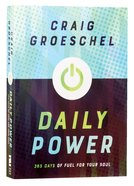 Daily Power: 365 Days of Fuel For Your Soul Paperback