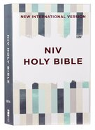 NIV Outreach Bible Green Pattern (Black Letter Edition) Paperback