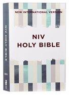 NIV Outreach Bible Green Pattern (Black Letter Edition)