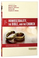 Two Views on Homosexuality, the Bible, and the Church (Counterpoints Series) Paperback