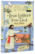 NIRV Love Letters From God Bible (Black Letter Edition) Hardback