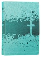 NIV Kids' Visual Study Bible Teal Full Colour Interior Imitation Leather