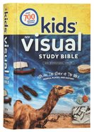 NIV Kids' Visual Study Bible Full Color Interior Hardback