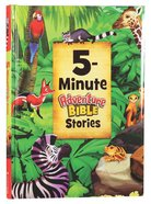 5-Minute Adventure Bible Stories Hardback