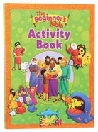 The Beginner's Bible Activity Book Paperback