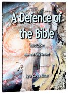 A Defence of the Bible (Fully 3rd Edition) Paperback