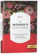 NKJV the Woman's Study Bible Full-Color Fully Revised Hardback