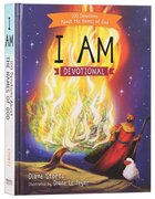 I Am Devotional: 100 Devotions About the Names of God Hardback