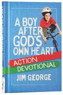 A Boy After God's Own Heart Action Devotional Hardback