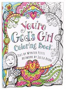 Coloring Book: You're God's Girl!