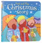 Peek and Play Christmas Story Board Book