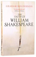 The Faith of William Shakespeare Paperback