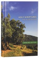 Tlv Thinline Bible Holy Scriptures Hardback