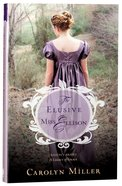 The Elusive Miss Ellison (#01 in Regency Brides: A Legacy Of Grace Series) Paperback