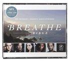 NLT Breathe Audio Bible New Testament (4 Mp3 Cds)
