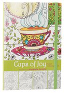Acb: Cups of Joy Pocket Coloring Book Paperback