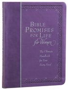 Bible Promises For Life For Women Imitation Leather