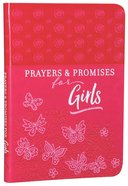 Prayers & Promises For Girls Imitation Leather