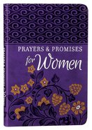 Prayers & Promises For Women Flexi Back