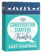 Conversation Starters: 101 Conversation Starters For Families Box