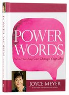 Power Words Hardback