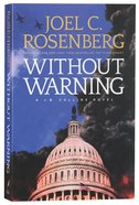Without Warning (#03 in J B Collins Series) Paperback