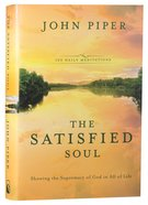 The Satisfied Soul Hardback