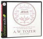 Jesus: The Life and Ministry of God the Son (Unabridged, 4 Cds) CD