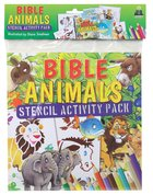Bible Animals (Stencil Activity Pack)