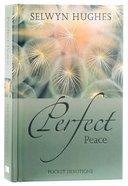 Perfect Peace Hardback