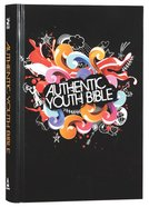 ERV Authentic Youth Bible Black Hardback