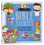 Five-Minute Bible Stories Padded Board Book