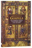 KJV Chronological Gospels: The Combined Gospels of Matthew, Mark, Luke and John Paperback