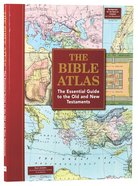 The Bible Atlas: The Essential Guide to the Old and New Testament Chart/card