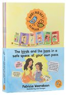 Birds and Bees By the Book (Set Of 6)