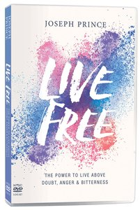 Live Free (3 Dvds)