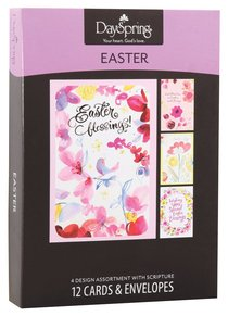 Easter Boxed Cards: Easter Blessings